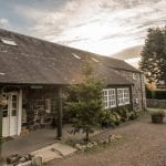 Comrie Croft accommodation in rural Perthshire