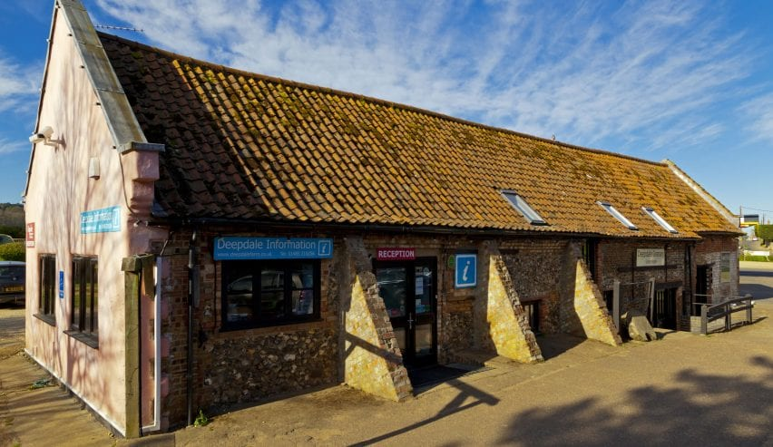 Deepdale Granary Groups Hostel on the North Norfolk Coast