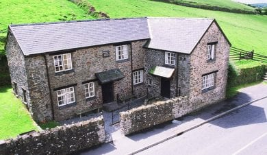 Exmoor Bunkhouse National Trust Group Accommodation on Exmoor