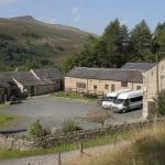 Hagg Farm Outdoor Centre in the Peak District