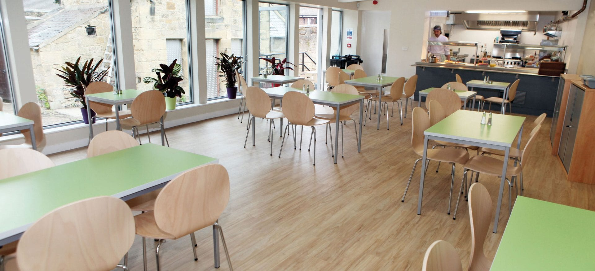Alnwick Youth Hostel in Northumberland