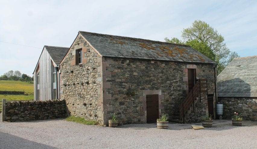 Blakebeck Farm Camping Barn in the Lake District