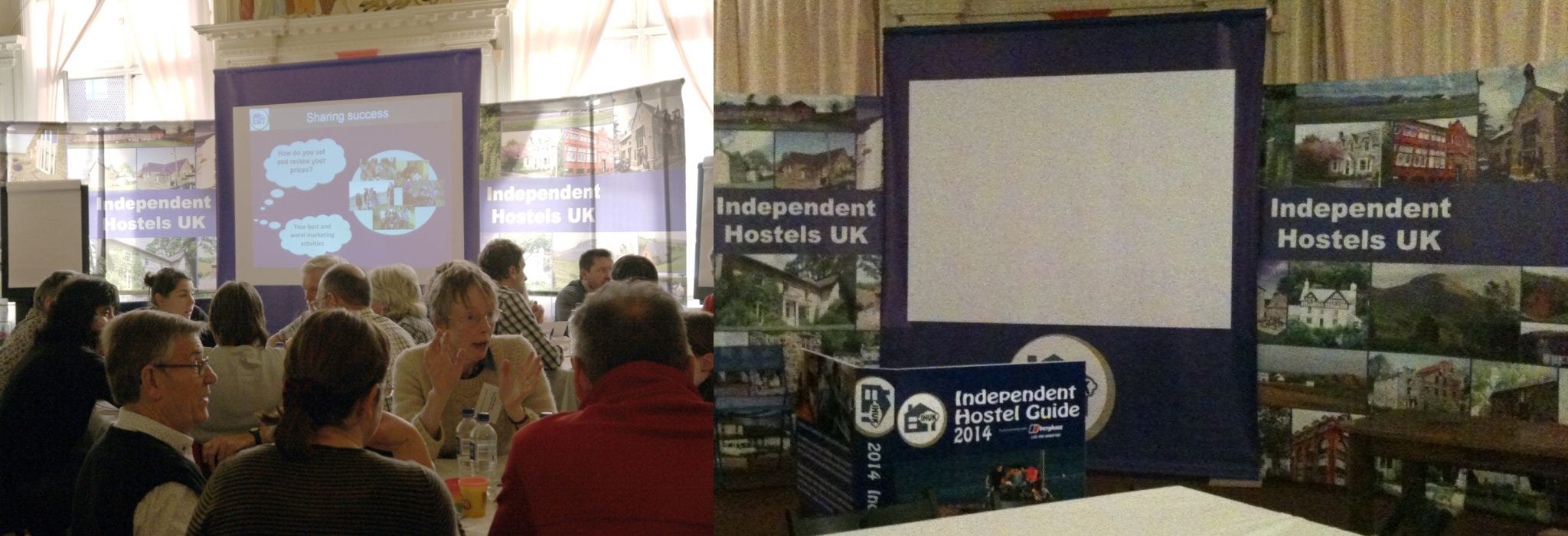 Independent Hostels conference