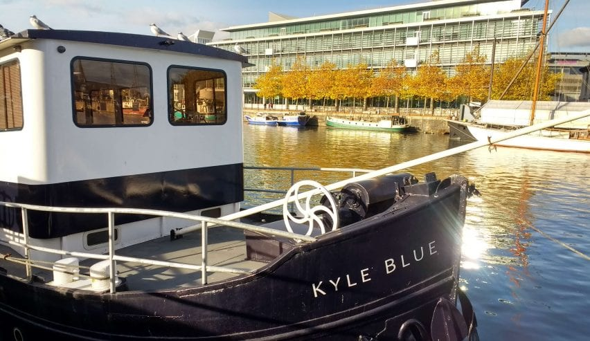 Kyke Blue - Bristol - independent hostel