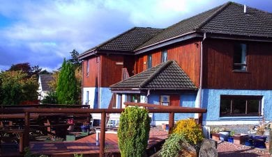 Smiddy Bunkhouse Snowgoose Mountain Centre Corpach Fort William