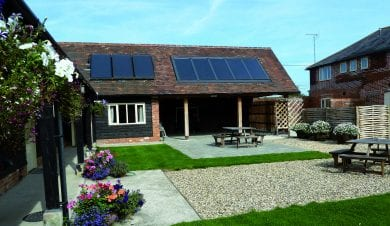 Palace Farm Hostel Doddington Sittingbourne Faversham Kent