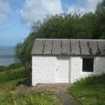 Peppercombe Bothy National Trust Camping Barn on the North Devon Coast