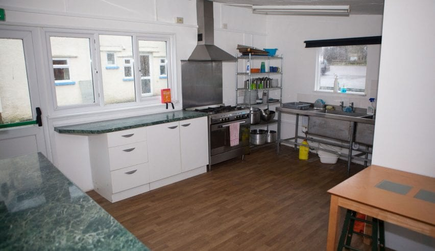 Rock and Rapid Bunkhouse Group accommodation and self catering bunkhouse in north Devon