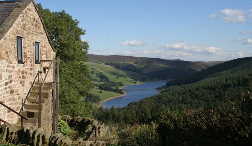 Snake Pass at Lockerbrook Farm Outdoor Centre in the Peak District