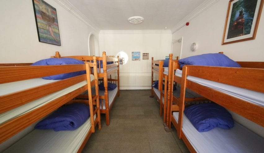 Dorm at Ocean Backpackers, Ilfracombe, Devon
