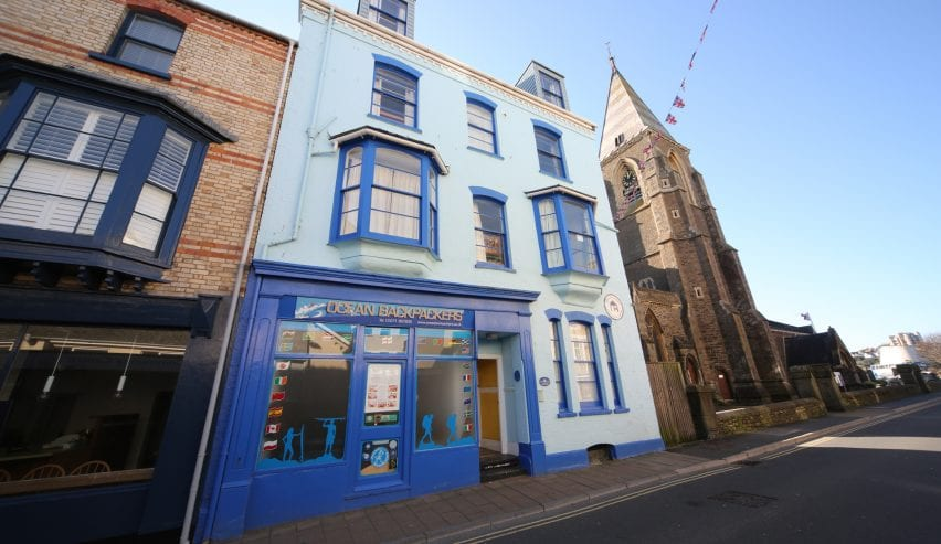 Self catering accommodation at Ocean Backpackers, Ilfracombe, Devon