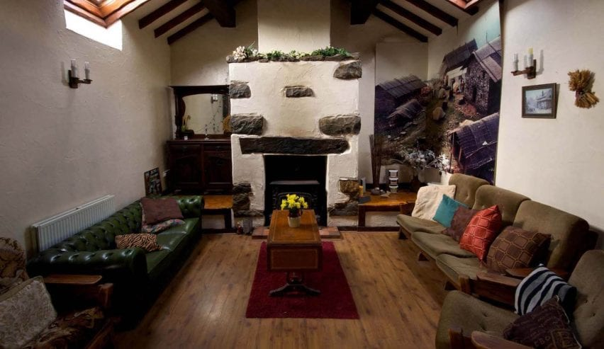 Conwy Valley Backpackers barn