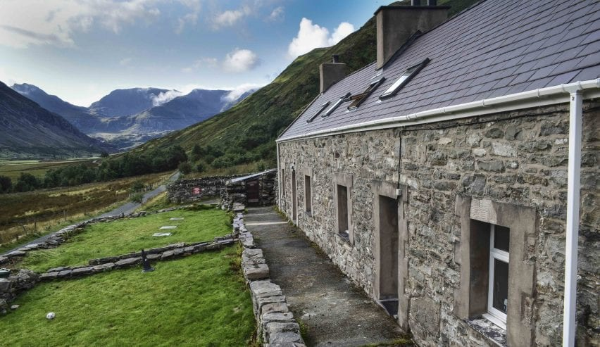 Snowdonia Mountain Hostel Nant Ffrancon North Wales