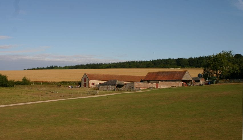 gumber bothy national trust camping barn on the south downs