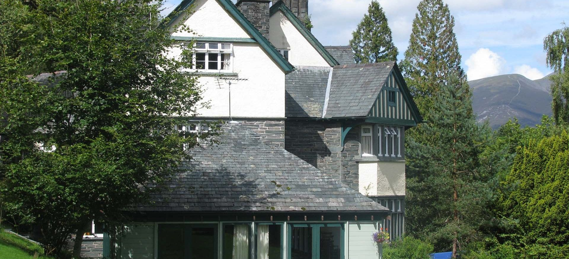 Hawse End Centre on Derwentwater
