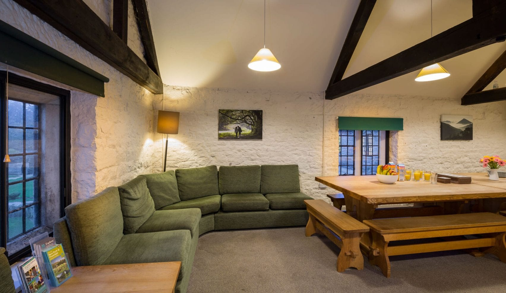 Ilam Bunkhouse Self Catering Accommodation