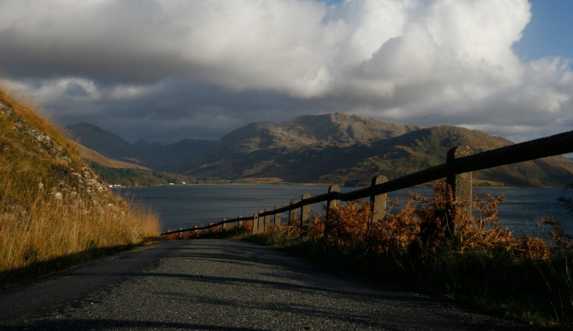 the road to knoydart bunkhouse