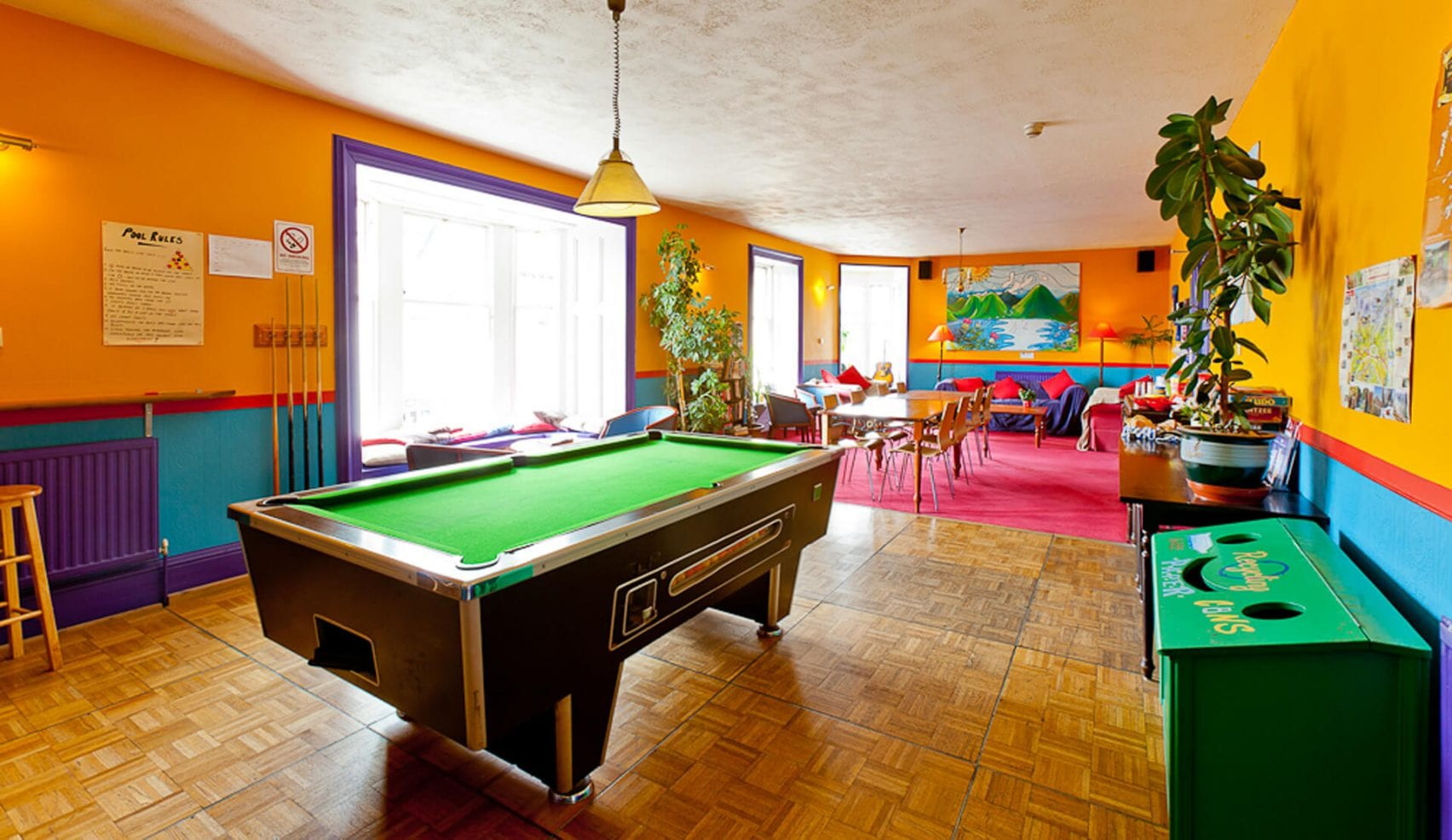 Pitlochry backpackers hotel self catering accomm - Hotels in perthshire with swimming pool ...