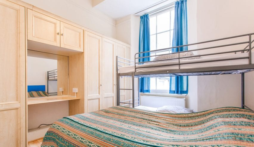 Atlas Studio Rooms hostel and private rooms in Central London close to Paddington Station