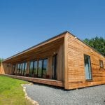 Tarset Tor bunkhouse accommodation in Northumberland National Park