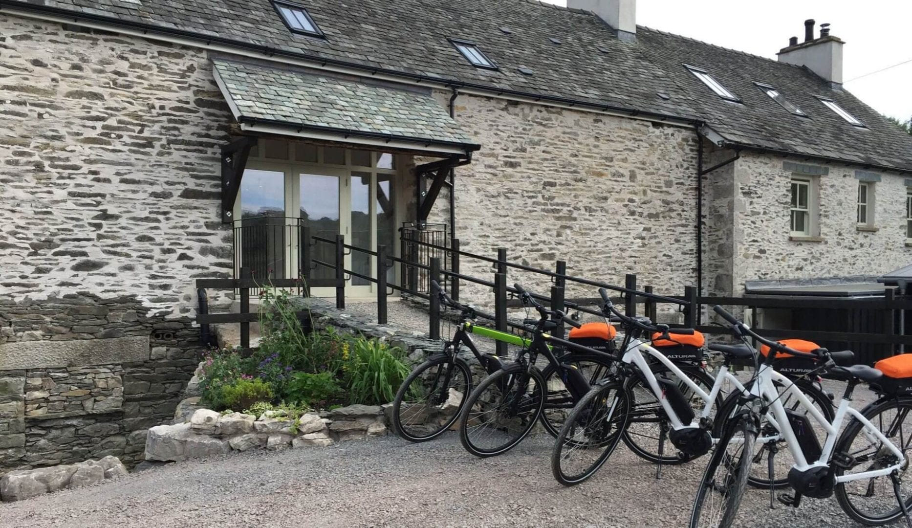 Witherslack Cycle Barn
