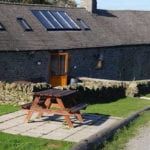 carrs farm bunkbarn accommodation in Weardale