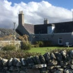 Galson Farm Hostel on the Isle of Lewis