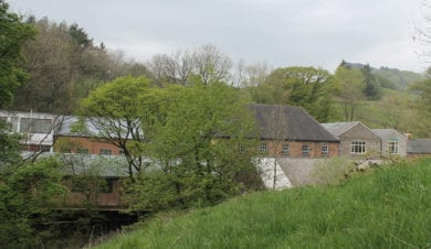 Upper Hulme Mill and The Roaches