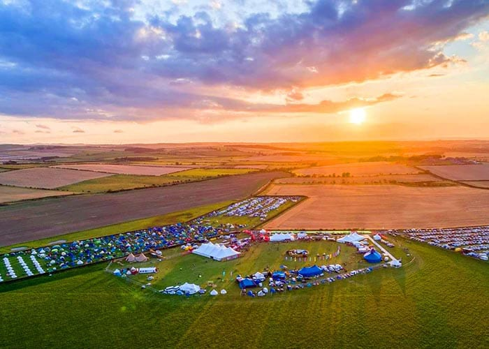 Lindisfarne Festival. Near to Joiners Shop Bunkhouse for low cost accommodation