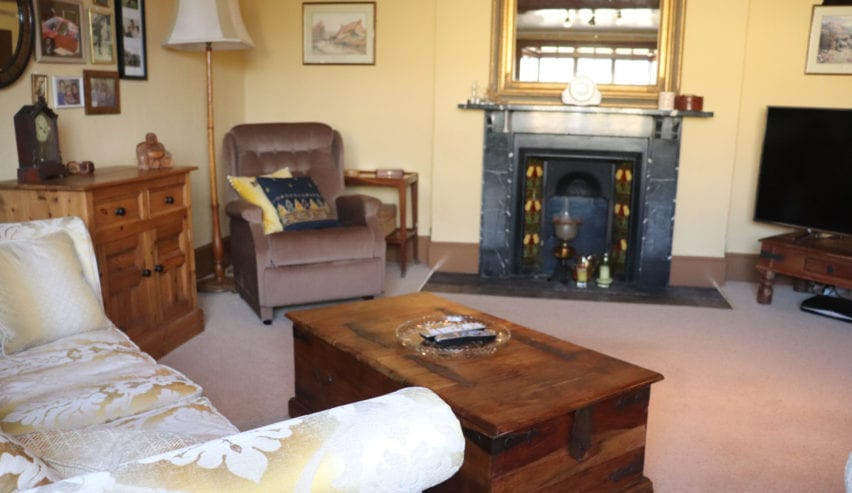 Ashyclyst Farm Hostel lounge