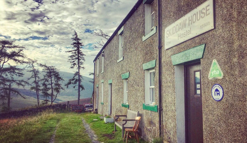 skiddaw house the highest hostel in the uk