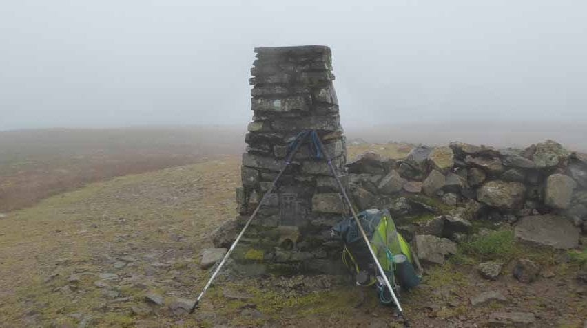 A summit on the Bob Graham Round