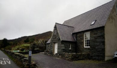 Ogwen Valley Bunkhouse near Bethesda, Snowdonia National Park