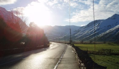 Ogwen Valley Bunkhouse in Snowdonia National Park