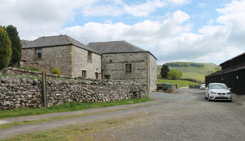 Hornby Laithe Bunkhhouse near Settle in Yorkshire Dales National Park