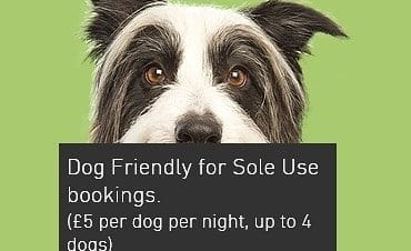 The Roaches dog friendly Bunkhouse
