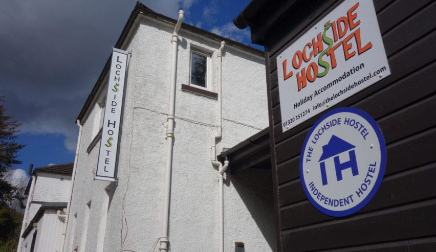 lochside hostel by lochness part of the independent hostels network