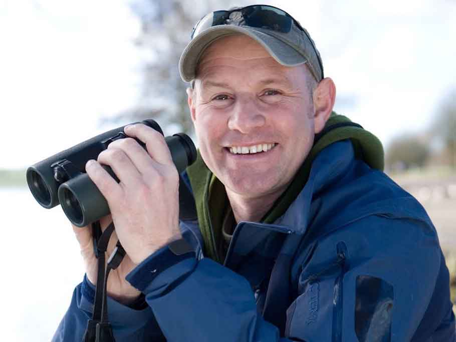 Mike Dilger will open the Moray Walking festival