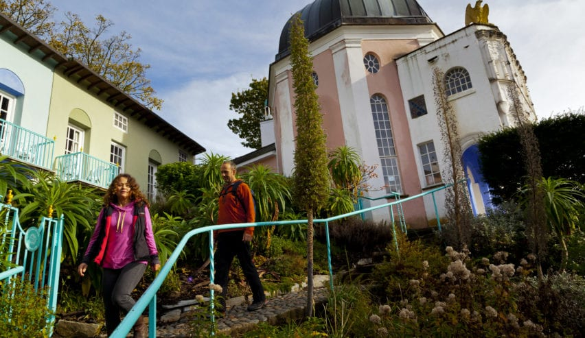 Portmeirion Group accommodation