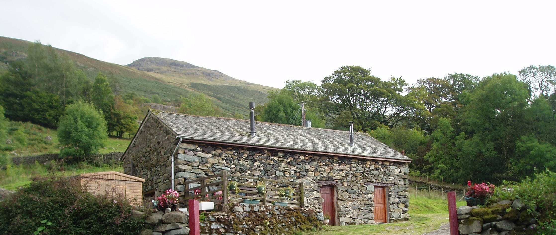 Fisher Gill Camping Barn ideal for D of E expeditions in the Lake District