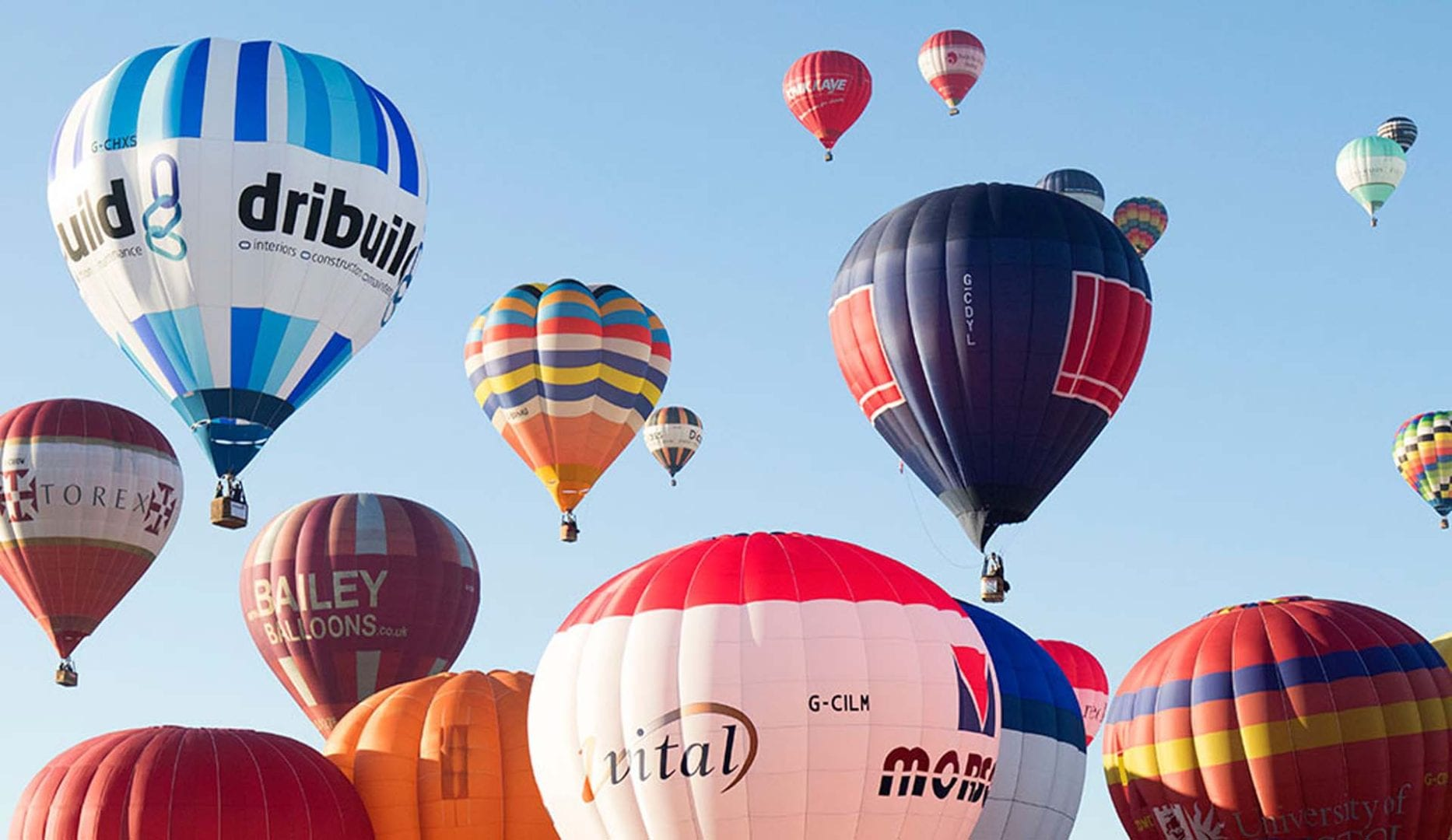Bristol Balloon Fest. Stay at Full Moon Backpackers