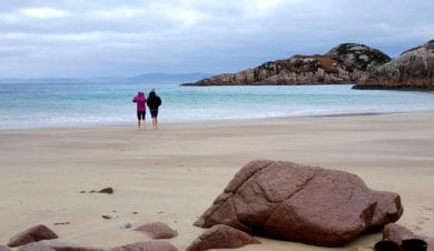 Visit paradise at Ross of Mull Bunkrooms