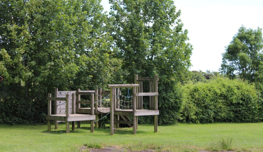 Adventure Playground at the Privett Centre