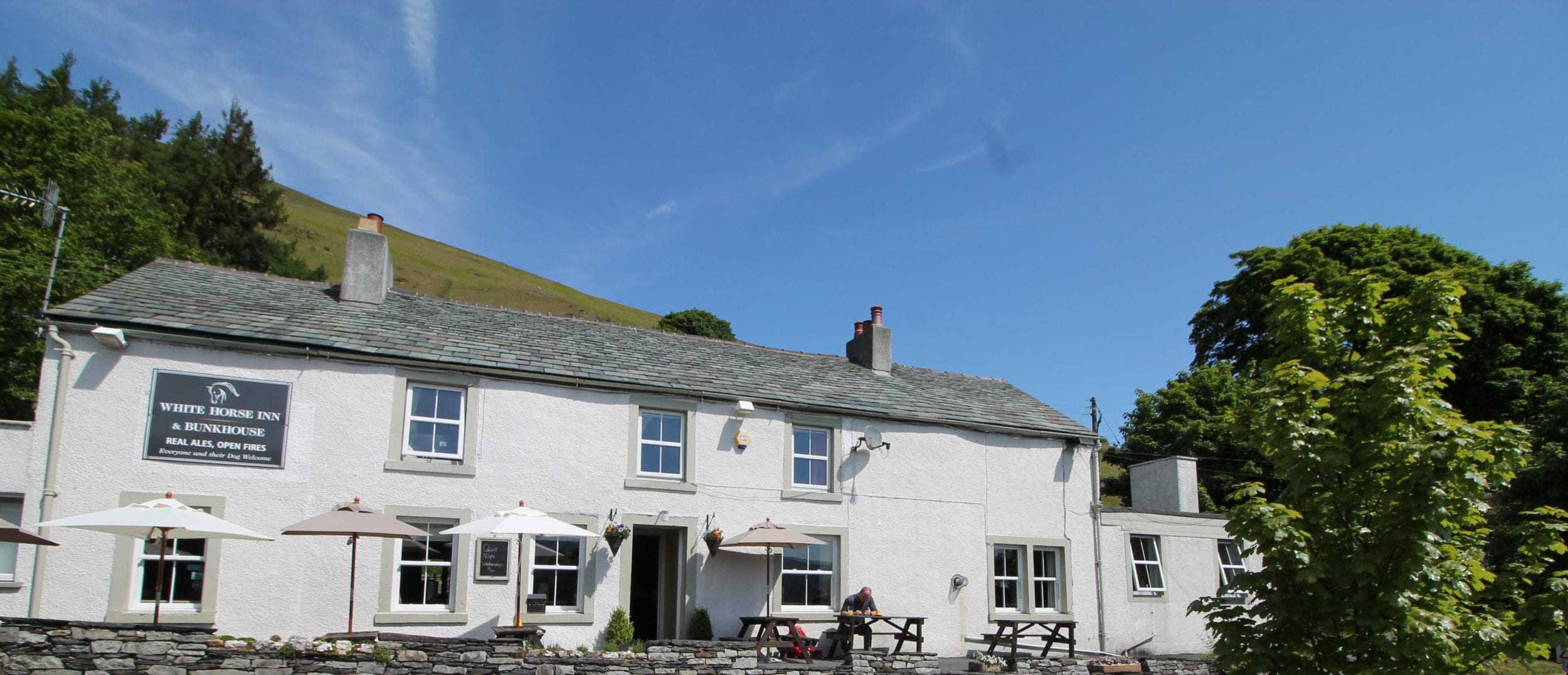 Accommodation on the Bob Graham Round, The White Horse Inn Bunkhouse