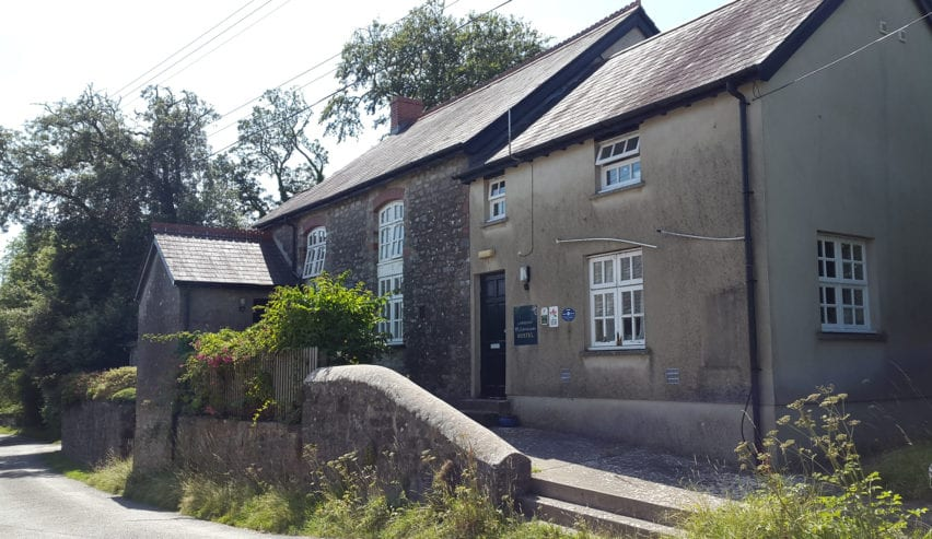 Lawrenny hostel
