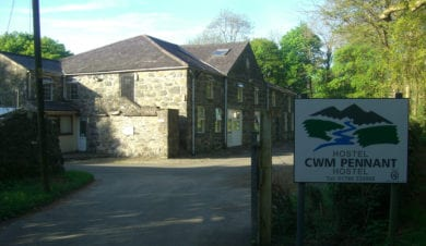 Cwm Pennant Training Centre & Hostel, Snowdonia