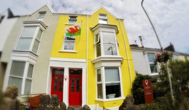 The Chapel House Hostel, Swansea