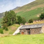 Lowside Farm Camping Barn & Pods, Blencathra, Lake District