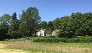 Rookhow Bunkbarn, Nr Grizedale, Lake District.