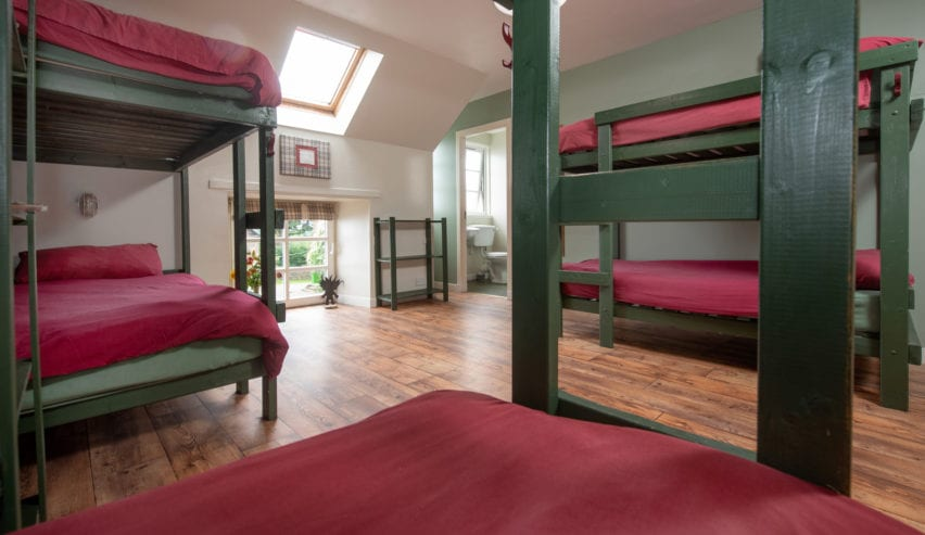 bunks at comrie croft